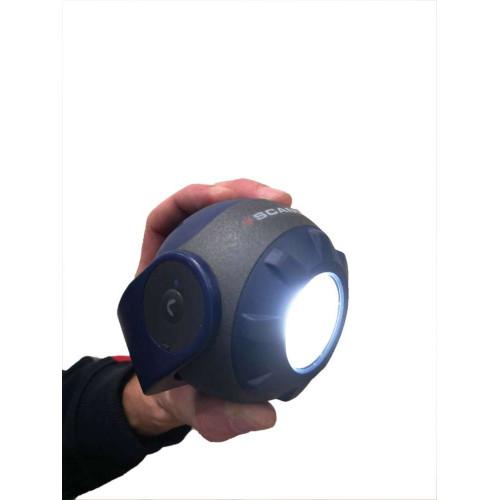 Lanterna Scangrip Soundled S