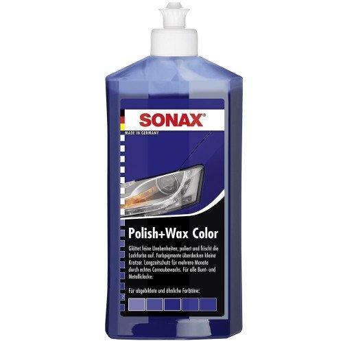 Polish & Ceara Sonax NanoPro, Albastru, 500ml