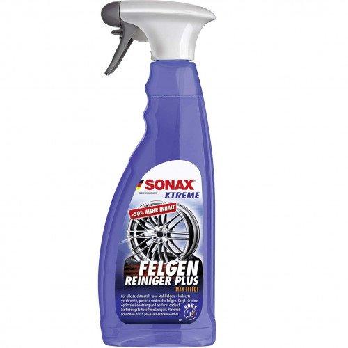 Solutie Curatare Jante Sonax Full Effect Wheel Cleaner, 750ml