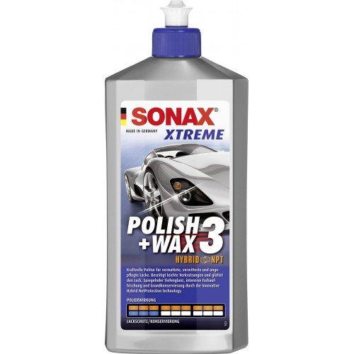 Polish si Ceara Sonax Nanotech 3 Xtreme