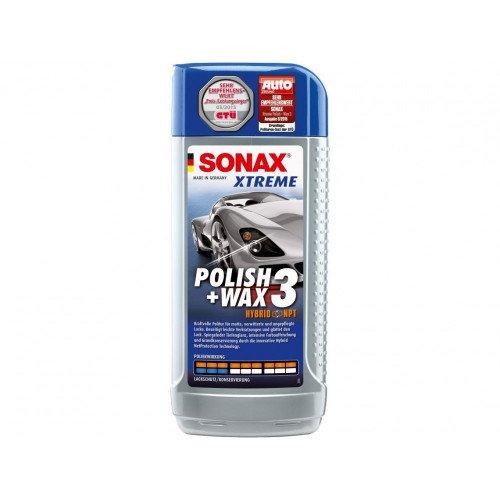 Sonax Xtreme Polish & Wax 3 Hybrid NPT - Polish & Ceara