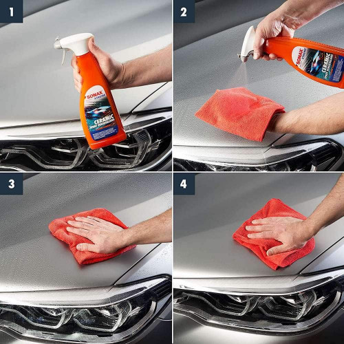 Ceara Lichida Auto Sonax Xtreme Ceramic Spray Coating, 750ml