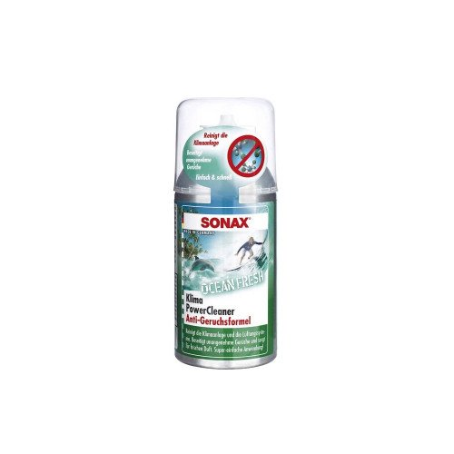 Odorizant Auto Sonax Klima Power Cleaner Ocean Fresh, 100ml