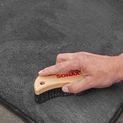 Perie Curatare Tapiterie Textila si Piele Sonax