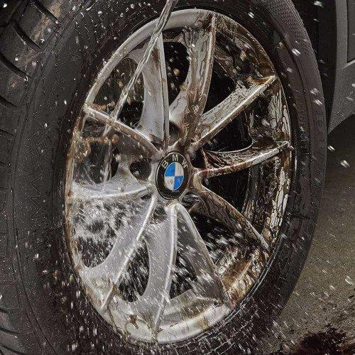 Solutie Curatare Jante Sonax Wheel Cleaner Plus, 5L