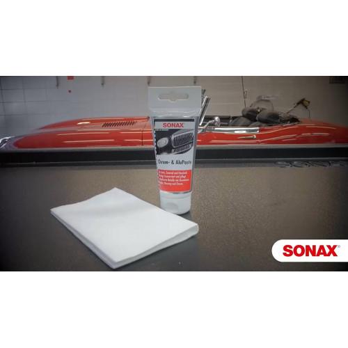 Sonax Chrome - Polish Crom & Aluminium