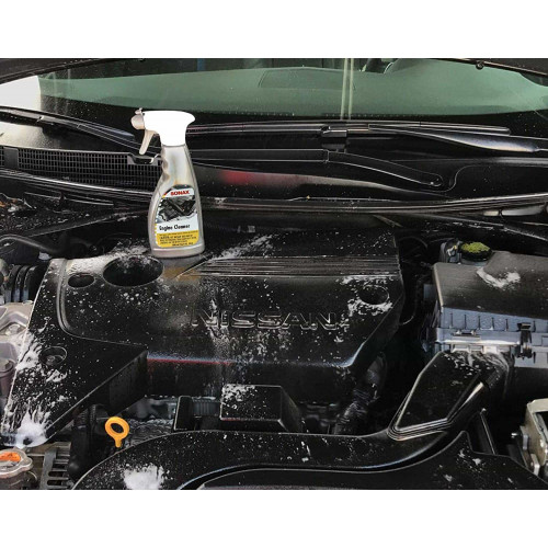 Sonax Engine Cold Cleaner - Solutie Curatare Motor