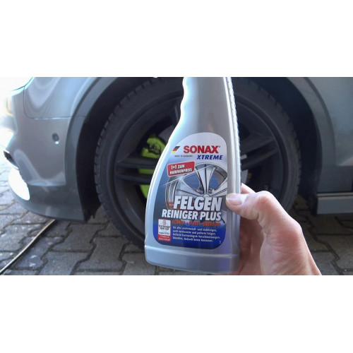 Solutie Curatare Jante Sonax Full Effect Wheel Cleaner, 500ml