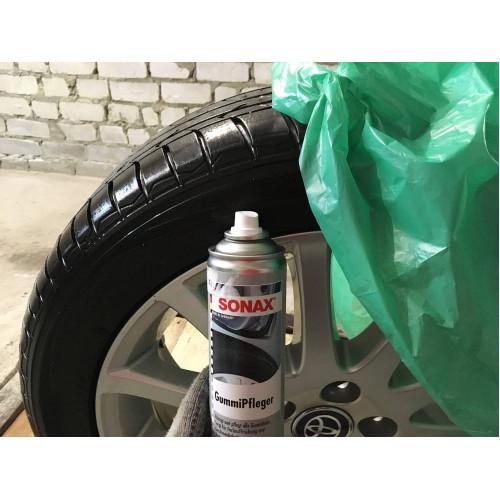 Sonax Gummi-Pflege - Solutie Intretinere Chedere 300 ml