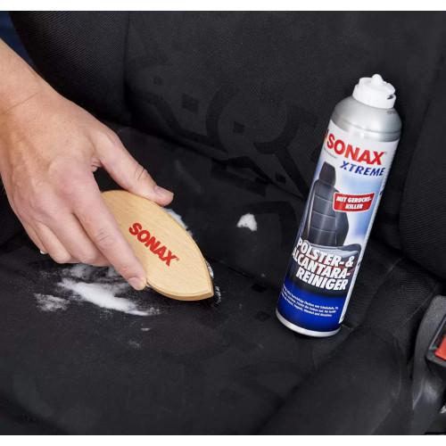 Sonax Xtreme Upholstery & Alcantara Cleaner - Curatare Alcantara
