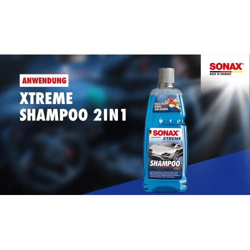 Sampon Auto cu Agent Uscare Sonax Xtreme Wash & Dry
