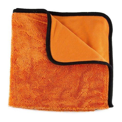 Prosop Microfibre Uscare Auto speckLESS Twist Bros, Orange, 55x50cm