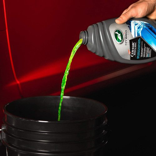 Sampon Auto cu Ceara Turtle Wax Ceramic Wash and Wax, 1.42L