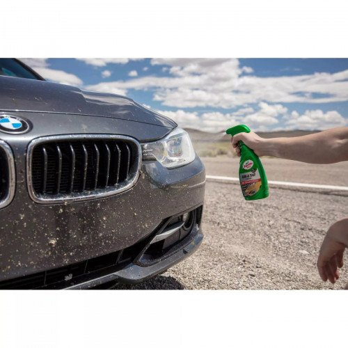 Solutie Indepartare Gudron si Insecte Turtle Wax Bug and Tar Remover, 500ml