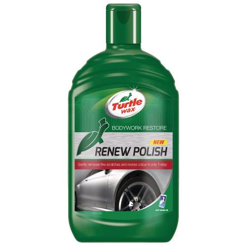 Pasta Polish Fin Turtle Wax Renew Polish, 500ml