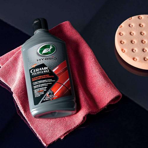 Polish si Ceara Turtle Wax Hybrid Solutions Ceramic Polish and Wax, 500ml