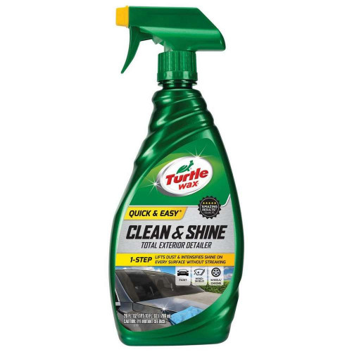 Solutie Detailing Rapid Turtle Wax Clean and Shine, 500ml