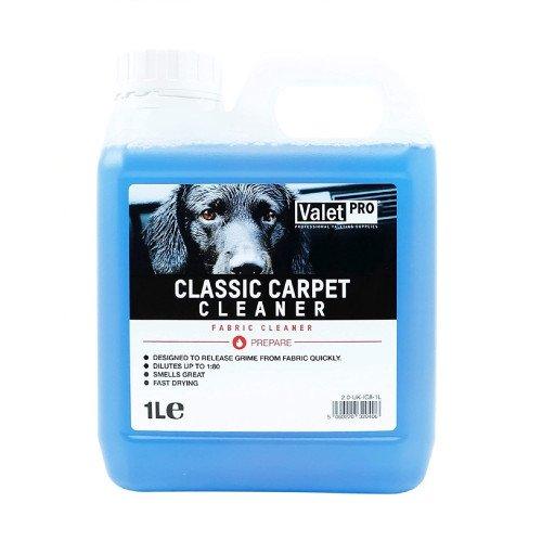 Solutie Curatare Textile Valet Pro Classic Carpet Cleaner, 1L