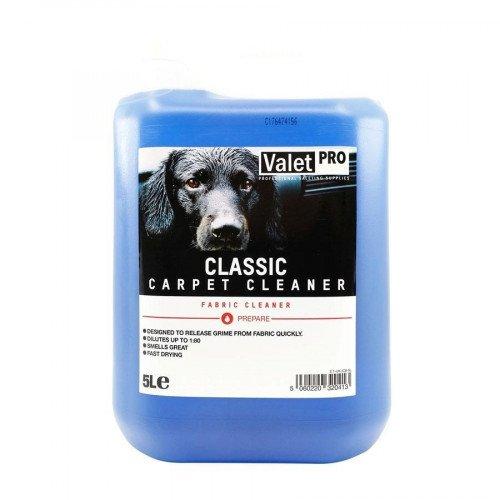 Solutie Curatare Textile Valet Pro Classic Carpet Cleaner, 5L