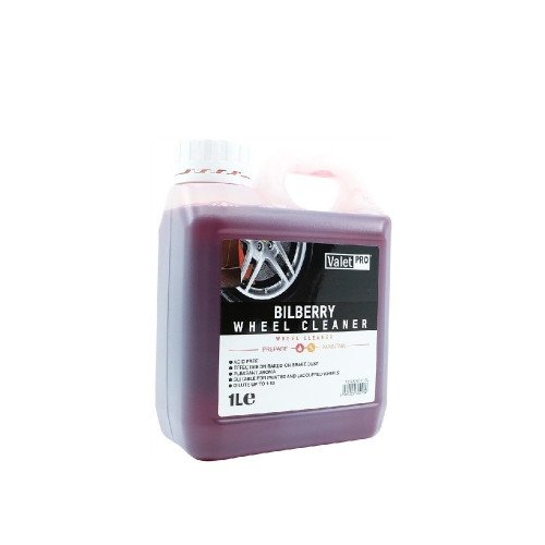 Valet Pro Bilberry Wheel Cleaner - Solutie Curatare Jante 1L