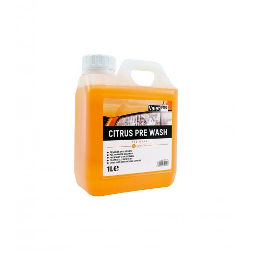Valet Pro Citrus Pre-Wash - Solutie Curatare 1L