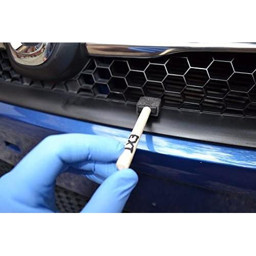 Valet Pro Foam Detailing Brushes - Set Perii Spuma Detailing (5 buc)