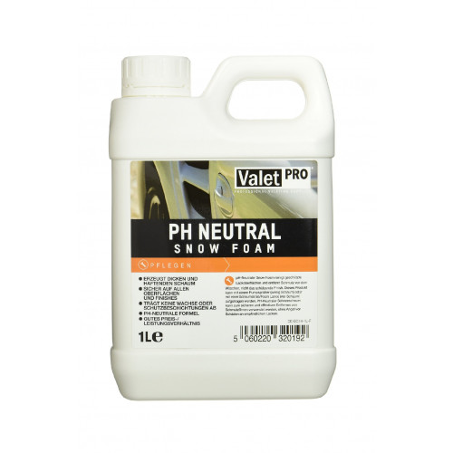 Valet Pro PH Neutral Snow Foam - Spuma Spalare Auto PH Neutru 1L