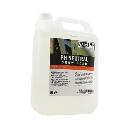 Valet Pro PH Neutral Snow Foam - Spuma Spalare Auto PH Neutru 5L