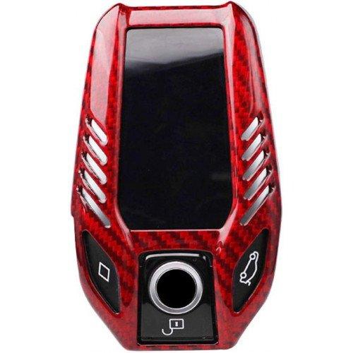 Husa Cheie Display BMW Vetter Carbon, Glossy Red