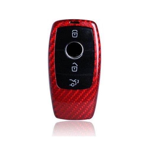 Husa Cheie Mercedes-Benz 2016 Vetter Carbon, Glossy Red