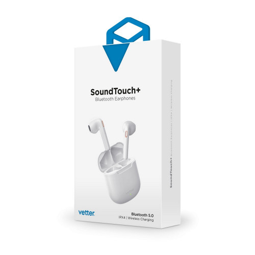 Casti Audio Wireless Vetter SoundTouch Plus, Bluetooth 5.0