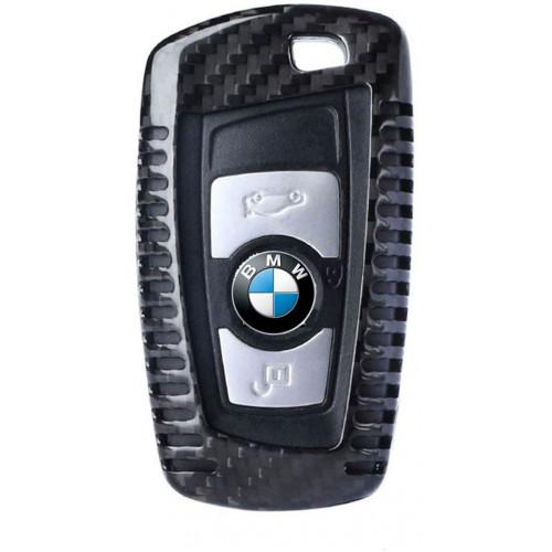 Husa Cheie BMW Seria F Vetter Carbon,Glossy Black