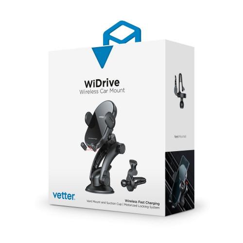 Incarcator Auto Wireless Vetter WiDrive, 15W Qi Fast Charging