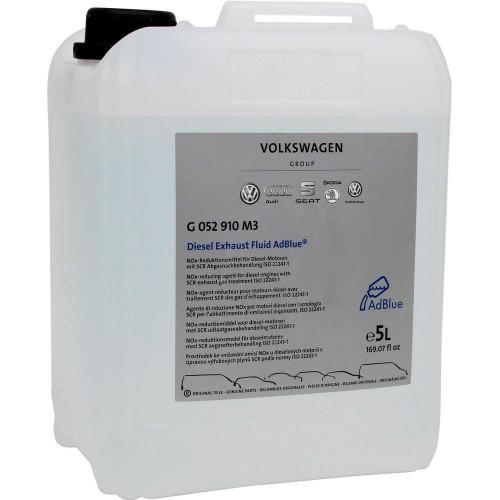 Aditiv Filtru Particule Volkswagen Diesel Exhaust Fluid AdBlue, 5L