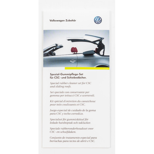 Set Intretinere Chedere Volkswagen