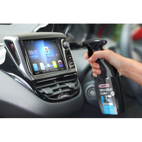 Solutie Curatare Bord si Geamuri Wynn's Dash and Display Cleaner, 500ml