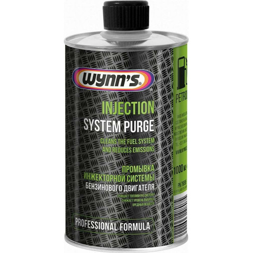 Solutie Curatare Sistem Injectie Wynns Injection System Purge, 1000ml