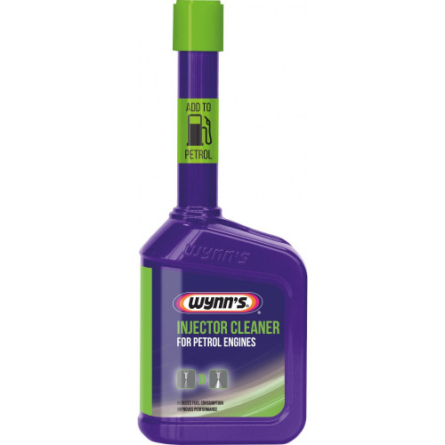 Solutie Curatare Injectoare Benzina Wynn's Injector Cleaner, 325ml