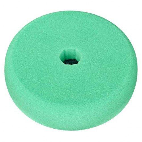 Burete Abraziv Polish Fata Dubla 3M Quick Connect, Verde, 150 mm