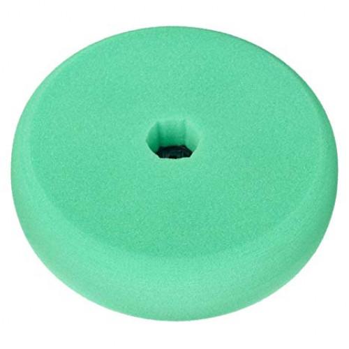 Burete Abraziv Polish Fata Dubla 3M Quick Connect,Verde,150 mm