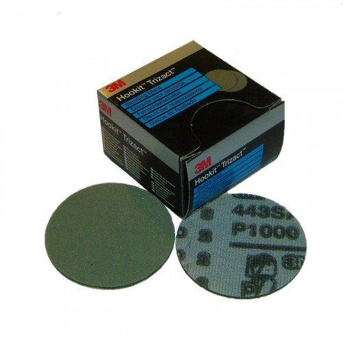 Disc Abraziv 3M Trizact P1000, 75mm