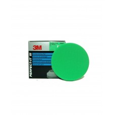 3M Perfect-it III Compounding Pad - Pad Verde Polish Abraziv 150 mm