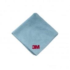 Laveta Microfibre Polish 3M Ultrasoft, Albastru