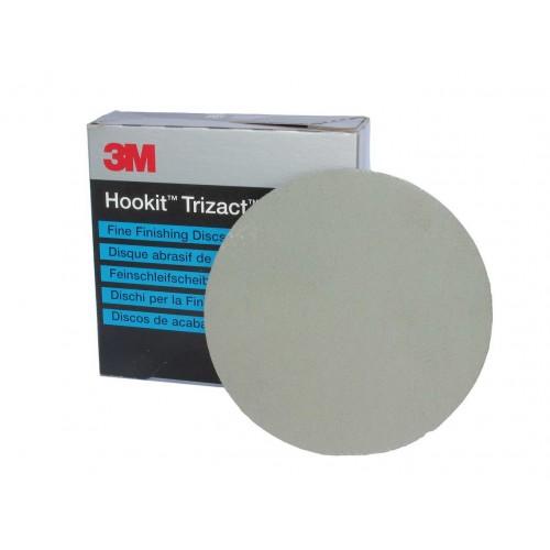3M Trizact 3000 150mm - Disc Finish Abrazivitate 3000