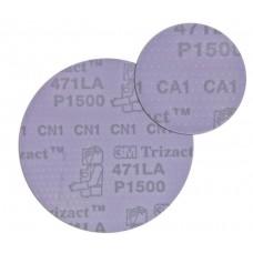 3M Trizact P1500 150mm - Disc Abrazivitate 1500