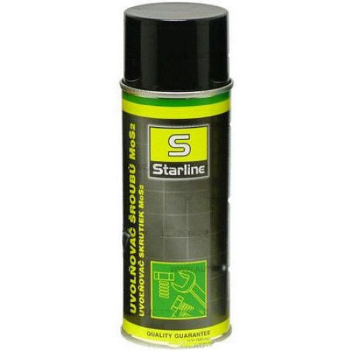 Spray Degripant cu MoS2 Starline, 300ml