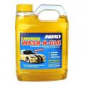 Sampon Auto cu Ceara Abro Wash-N-Glo, 946ml