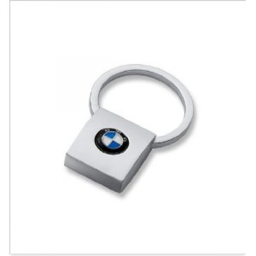 BMW Key Ring Pendant Square - Breloc Chei Patrat