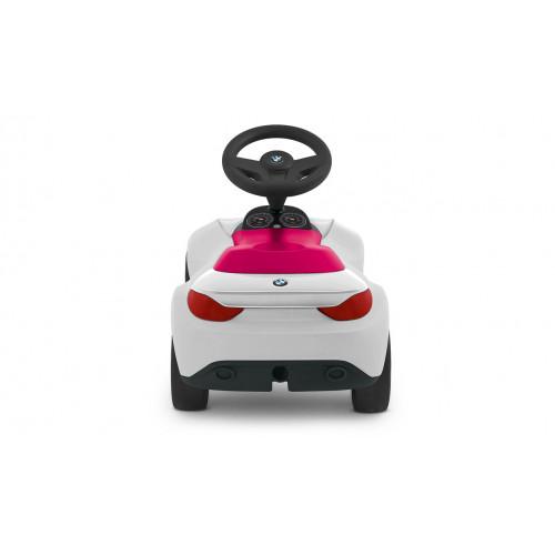 Masinuta Copii BMW Baby Racer III, Alb