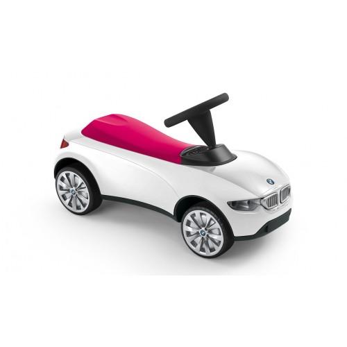 Masinuta Copii BMW Baby Racer III,Alb